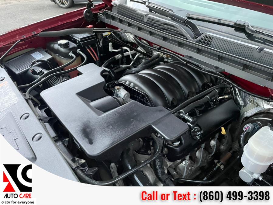 "Used Chevrolet Silverado 1500 4WD Double Cab 143.5"" LT w/2LT 2018   Auto Care Motors. Vernon , Connecticut"