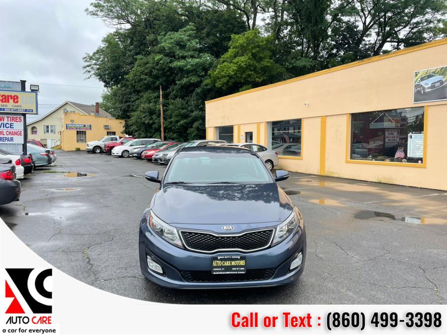 Used Kia Optima 4dr Sdn LX 2015   Auto Care Motors. Vernon , Connecticut