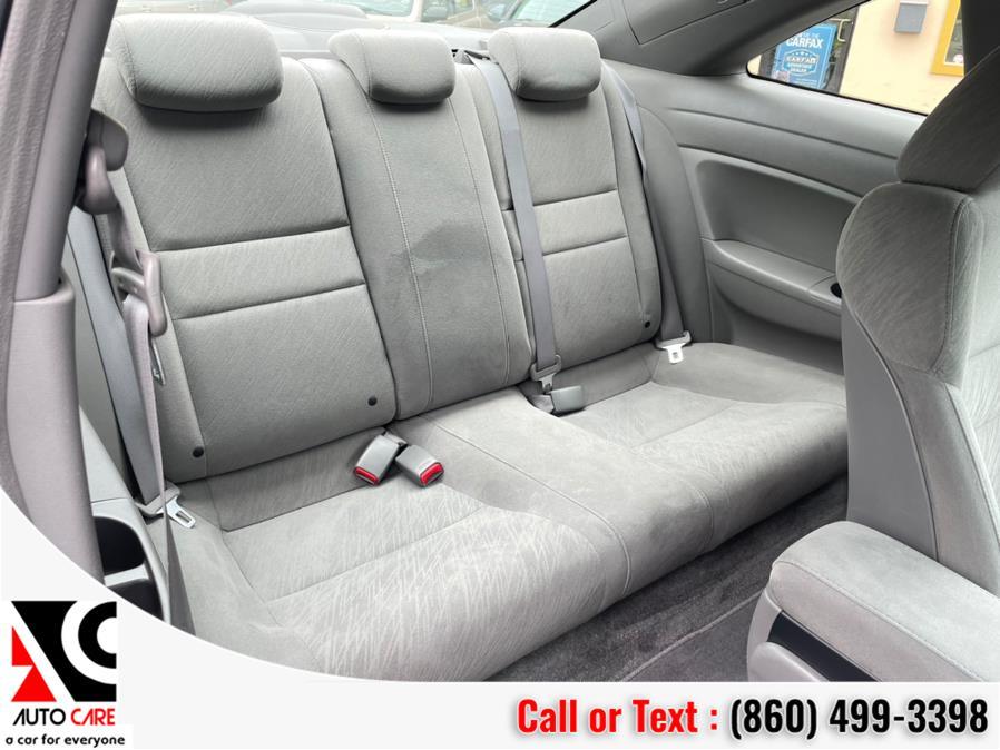 Used Honda Civic Cpe 2dr AT EX 2007 | Auto Care Motors. Vernon , Connecticut