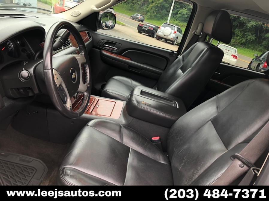 "Used Chevrolet Avalanche 4WD Crew Cab 130"" LTZ 2009 | LeeJ's Auto Sales & Service. North Branford, Connecticut"