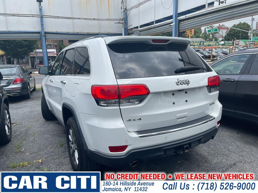 Used Jeep Grand Cherokee 4WD 4dr Limited 2014 | Car Citi. Jamaica, New York