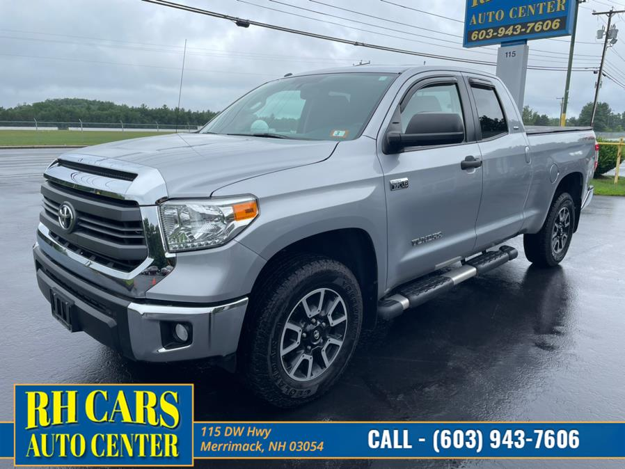Used 2014 Toyota Tundra 4WD Truck in Merrimack, New Hampshire | RH Cars LLC. Merrimack, New Hampshire