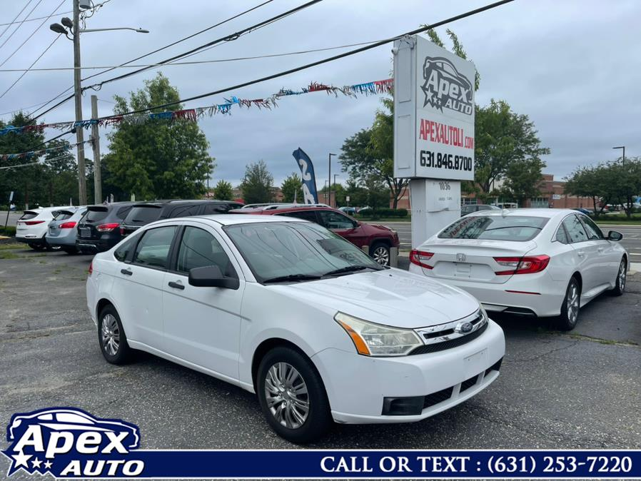 Used Ford Focus 4dr Sdn S 2008 | Apex Auto. Selden, New York
