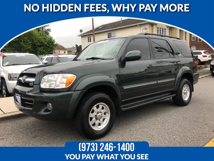 Used 2006 Toyota Sequoia in Lodi, New Jersey | Route 46 Auto Sales Inc. Lodi, New Jersey