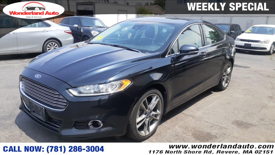 Used 2014 Ford Fusion in Revere, Massachusetts | Wonderland Auto. Revere, Massachusetts
