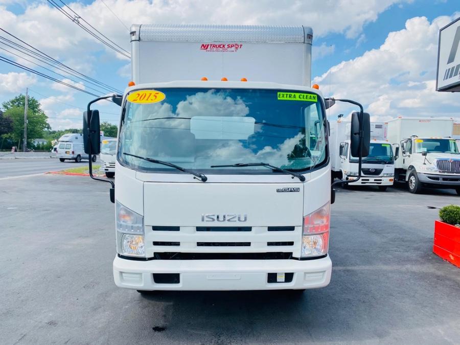 Used Isuzu NPR GAS REG 16 FEET DRY BOX + NO CDL 2015 | NJ Truck Spot. South Amboy, New Jersey