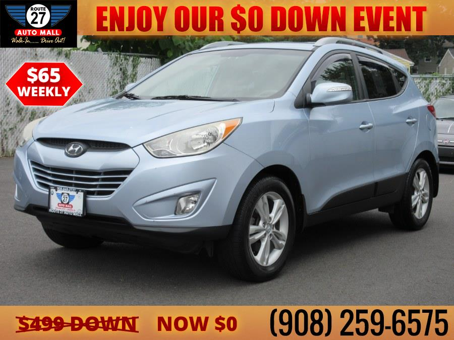 Used 2013 Hyundai Tucson in Linden, New Jersey | Route 27 Auto Mall. Linden, New Jersey