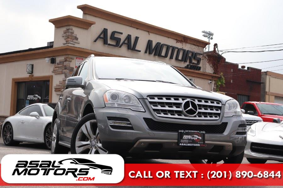 Used Mercedes-Benz M-Class 4MATIC 4dr ML 350 2011 | Asal Motors. East Rutherford, New Jersey