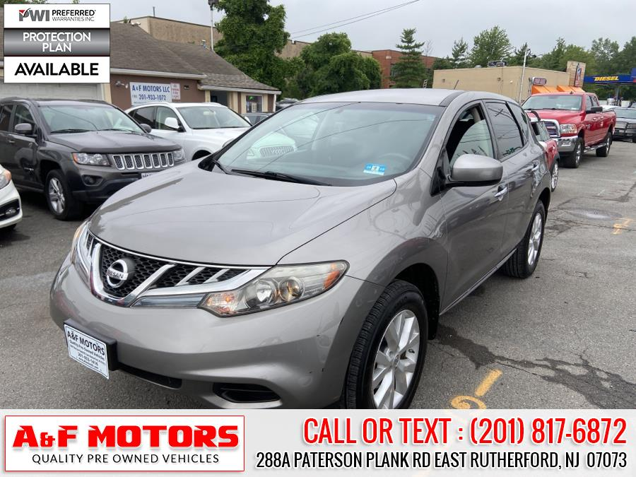 Used 2011 Nissan Murano in East Rutherford, New Jersey | A&F Motors LLC. East Rutherford, New Jersey