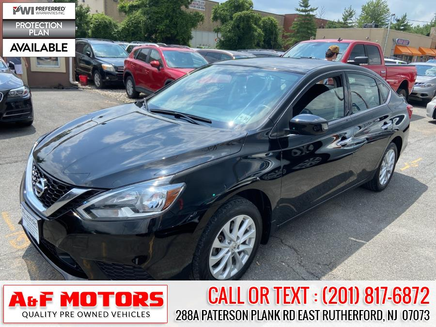 Used 2018 Nissan Sentra in East Rutherford, New Jersey | A&F Motors LLC. East Rutherford, New Jersey