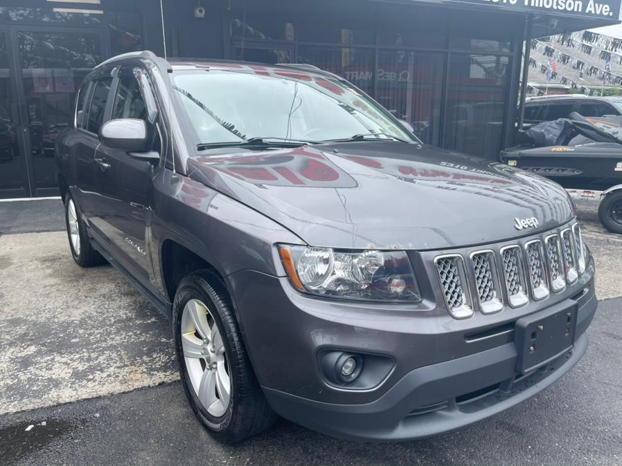 Used Jeep Compass 4WD 4dr High Altitude Edition 2016   Champion Auto Sales Of The Bronx. Bronx, New York