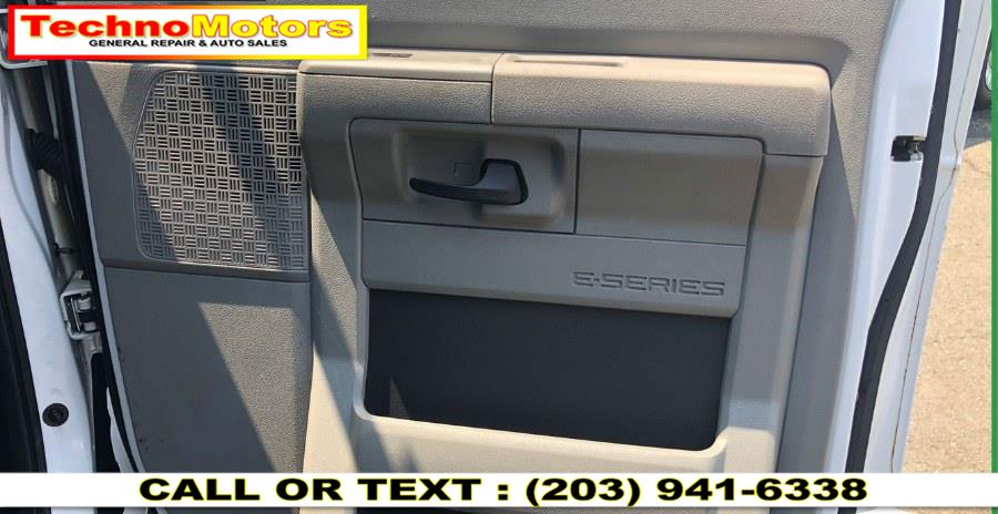 Used Ford Econoline Cargo Van E-350 Super Duty Commercial 2013 | Techno Motors . Danbury , Connecticut