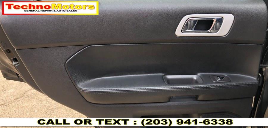 Used Ford Explorer 4WD 4dr XLT 2014 | Techno Motors . Danbury , Connecticut