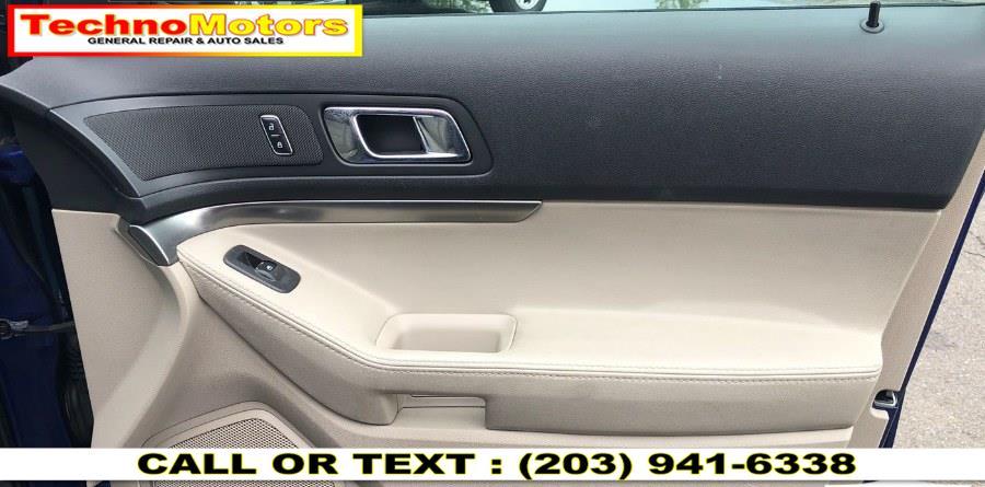 Used Ford Explorer 4WD 4dr Base 2014 | Techno Motors . Danbury , Connecticut