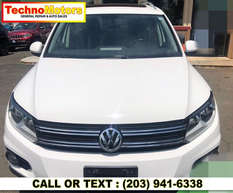 Used Volkswagen Tiguan 4WD 4dr Auto SEL *Ltd Avail* 2013 | Techno Motors . Danbury , Connecticut
