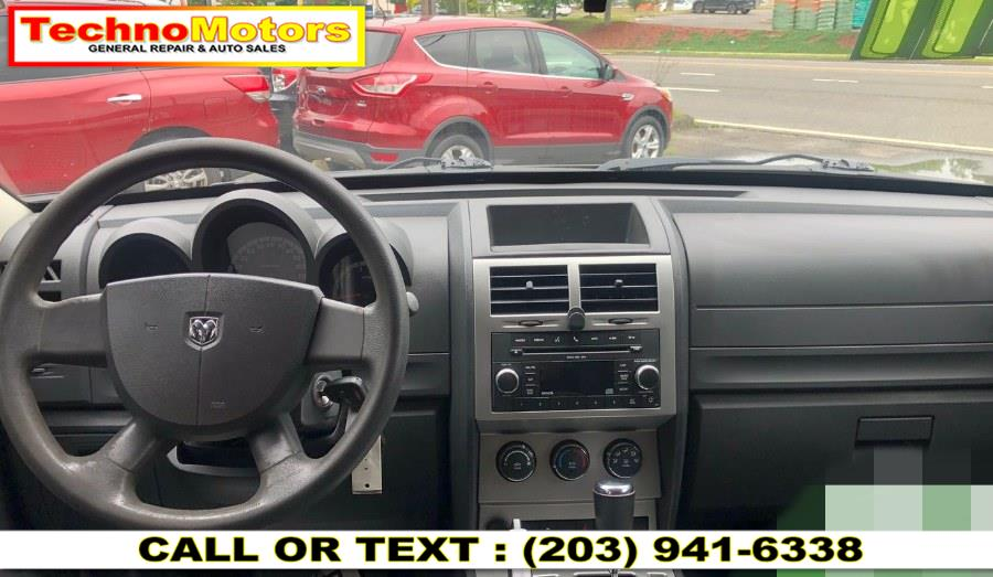 Used Dodge Nitro 4WD 4dr SE 2011 | Techno Motors . Danbury , Connecticut