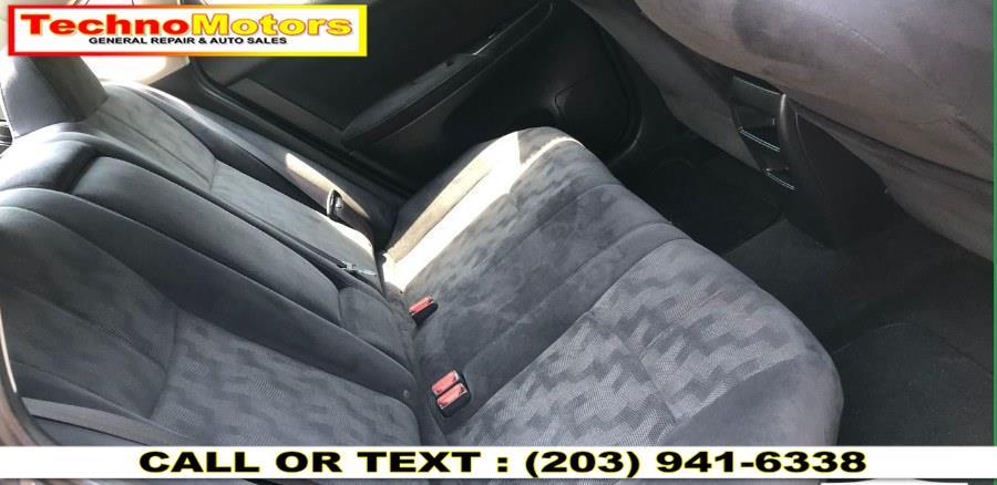 Used Nissan Sentra 4dr Sdn I4 CVT SR 2013   Techno Motors . Danbury , Connecticut