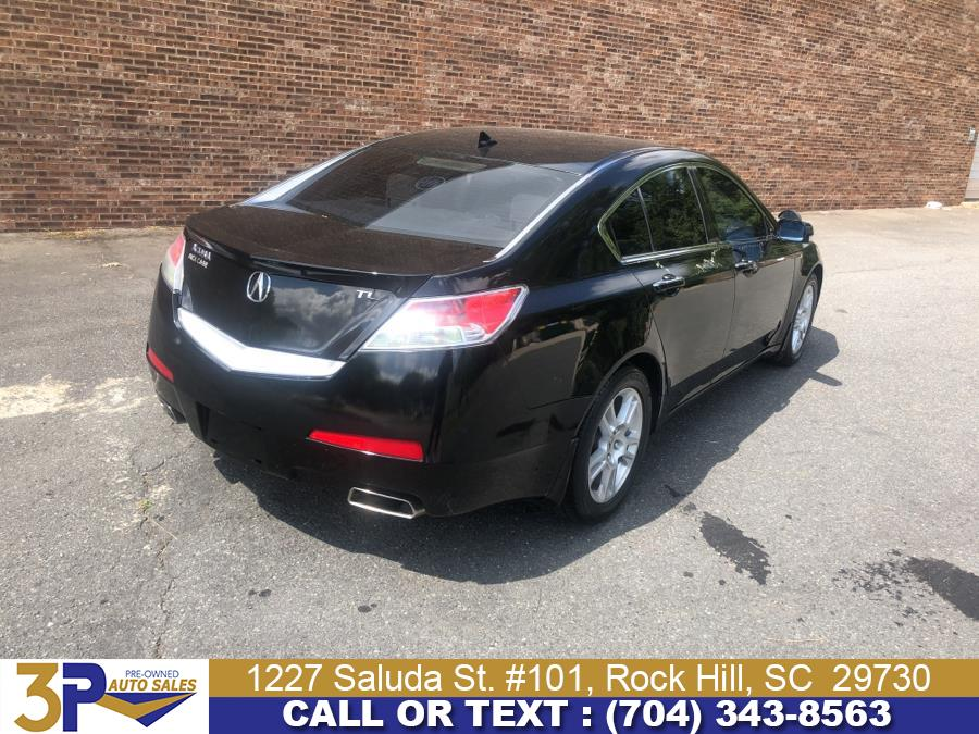 Used Acura TL 4dr Sdn 2WD Tech 18 Wheels 2010   3 Points Auto Sales. Rock Hill, South Carolina
