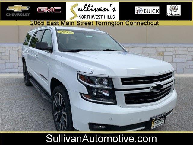 Used Chevrolet Suburban Premier 2019   Sullivan Automotive Group. Avon, Connecticut