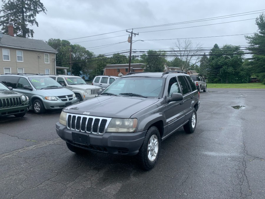 Used Jeep Grand Cherokee 4dr Laredo 4WD 2003 | CT Car Co LLC. East Windsor, Connecticut