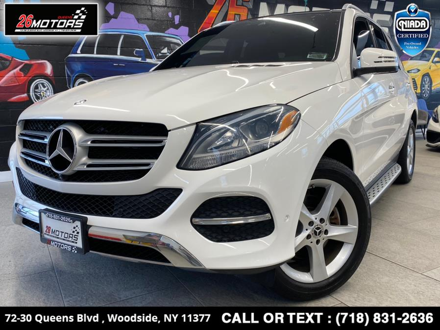 Used Mercedes-Benz GLE GLE 350 4MATIC SUV 2017 | 26 Motors Queens. Woodside, New York