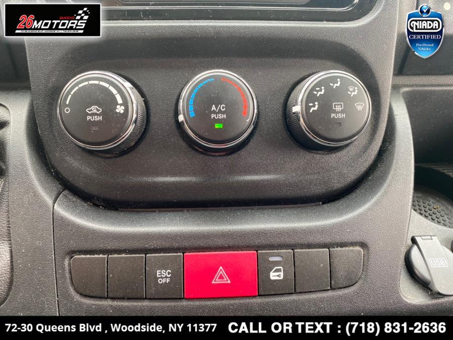 "Used Ram ProMaster Cargo Van 1500 High Roof 136"" WB 2016 | 26 Motors Queens. Woodside, New York"