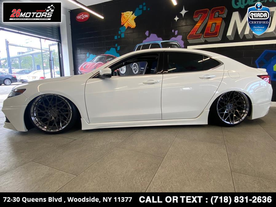 Used Acura TLX 4dr Sdn FWD V6 Advance 2015 | 26 Motors Queens. Woodside, New York