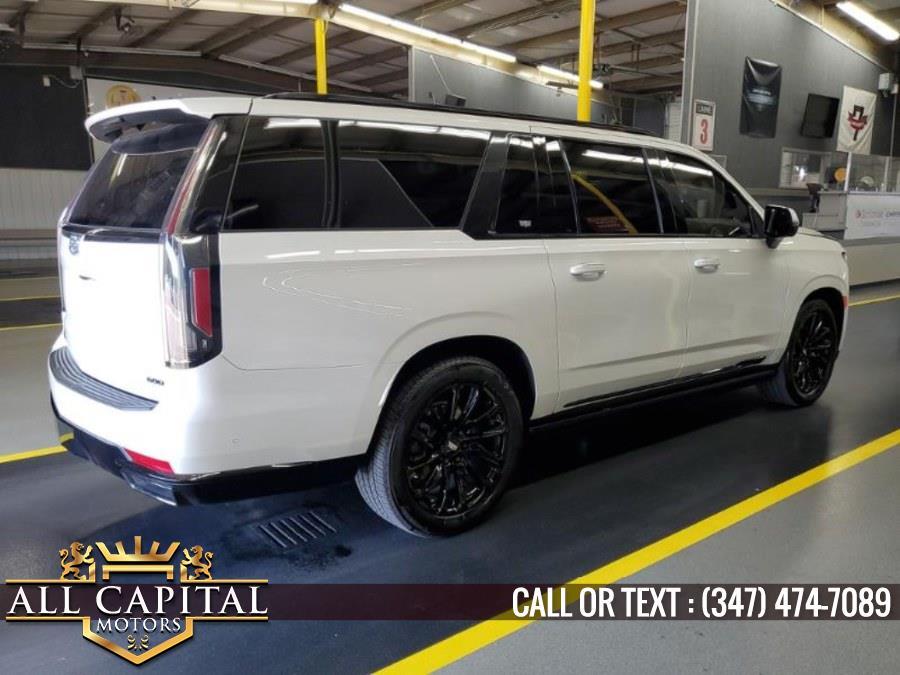 Used Cadillac Escalade ESV 4WD 4dr Sport Platinum 2021 | All Capital Motors. Brooklyn, New York