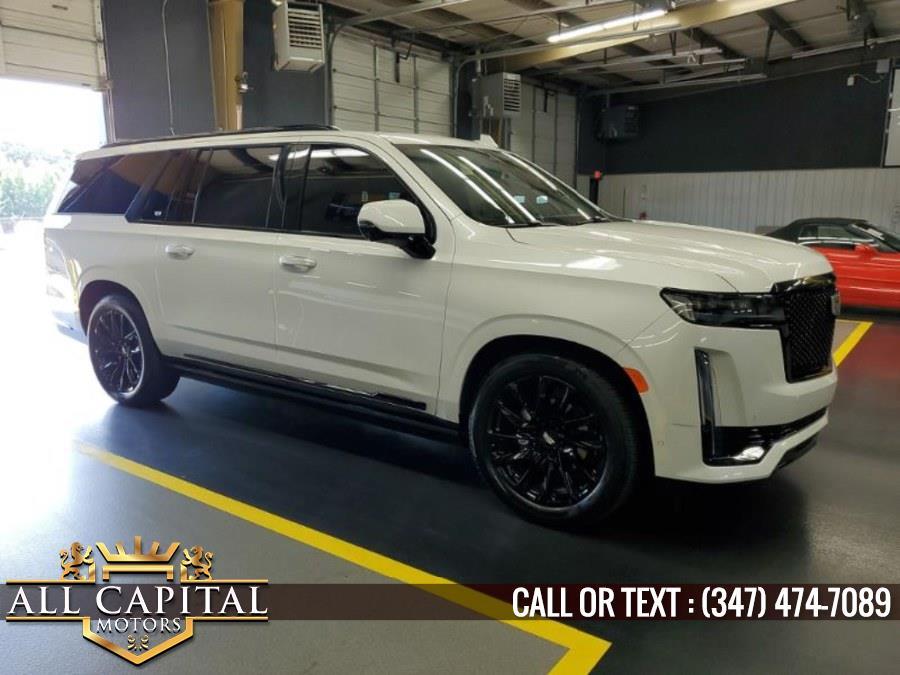 Used 2021 Cadillac Escalade ESV in Brooklyn, New York | All Capital Motors. Brooklyn, New York