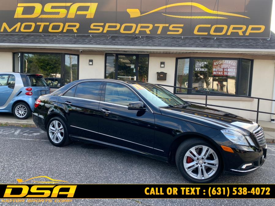 Used 2010 Mercedes-Benz E-Class in Commack, New York | DSA Motor Sports Corp. Commack, New York
