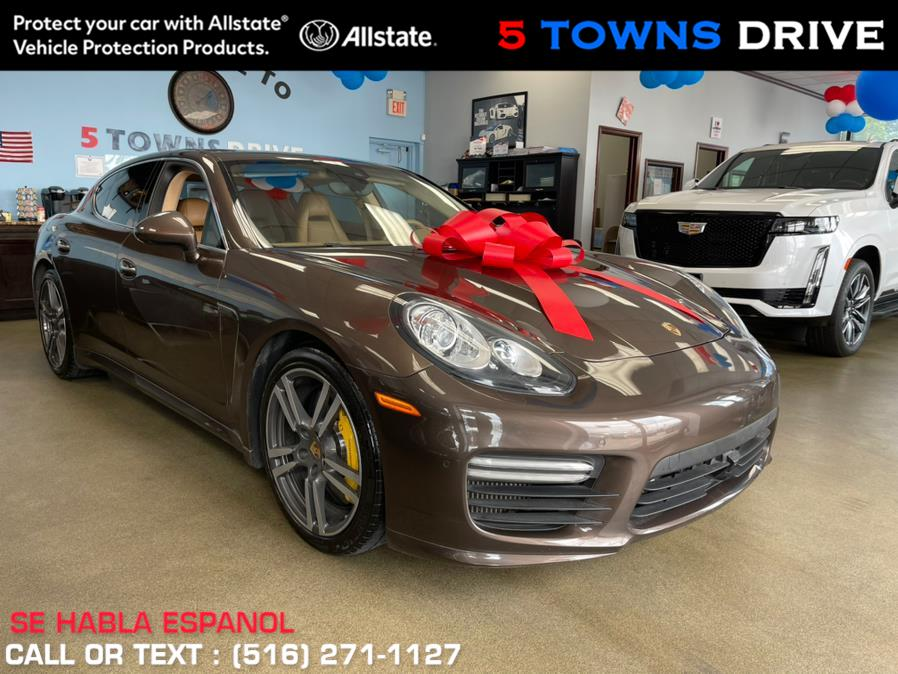 Used Porsche Panamera 4dr HB Turbo S 2014 | 5 Towns Drive. Inwood, New York