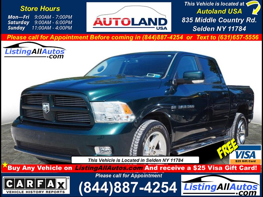 Used 2011 Ram 1500 in Patchogue, New York   www.ListingAllAutos.com. Patchogue, New York