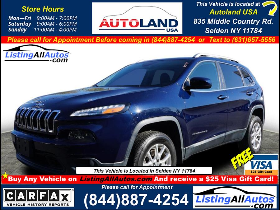 Used 2014 Jeep Cherokee in Patchogue, New York | www.ListingAllAutos.com. Patchogue, New York