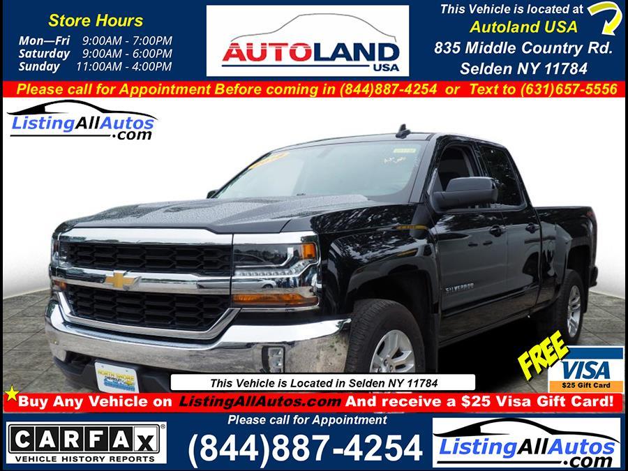 Used Chevrolet Silverado 1500  2018 | www.ListingAllAutos.com. Patchogue, New York