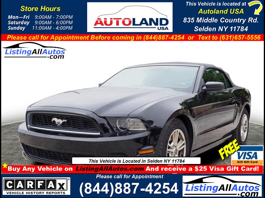 Used 2014 Ford Mustang in Patchogue, New York | www.ListingAllAutos.com. Patchogue, New York