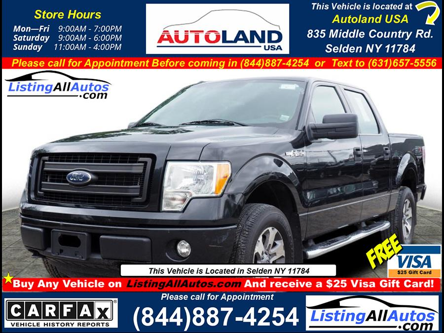 Used 2014 Ford F-150 in Patchogue, New York | www.ListingAllAutos.com. Patchogue, New York