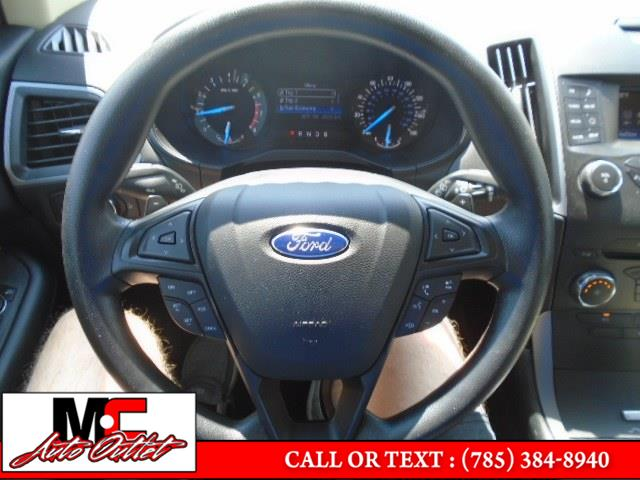 Used Ford Edge 4dr SE AWD 2016 | M C Auto Outlet Inc. Colby, Kansas