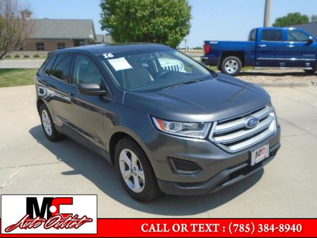Used 2016 Ford Edge in Colby, Kansas | M C Auto Outlet Inc. Colby, Kansas