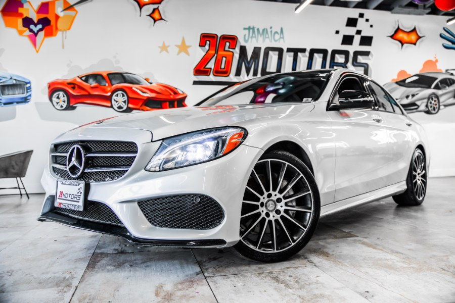 Used 2017 Mercedes-Benz C-Class Sport Pkg in Hollis, New York | Jamaica 26 Motors. Hollis, New York