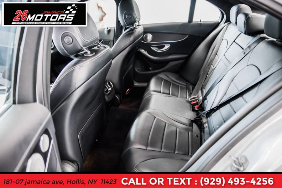 Used Mercedes-Benz C-Class Sport Pkg C 300 Sedan with Sport Pkg 2017 | Jamaica 26 Motors. Hollis, New York