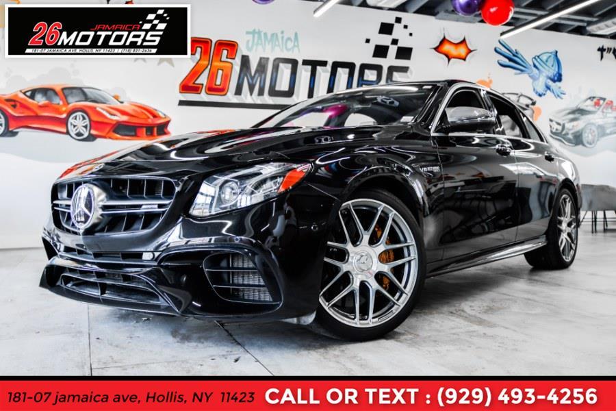 Used 2019 Mercedes-Benz E-Class ///AMG in Hollis, New York | Jamaica 26 Motors. Hollis, New York