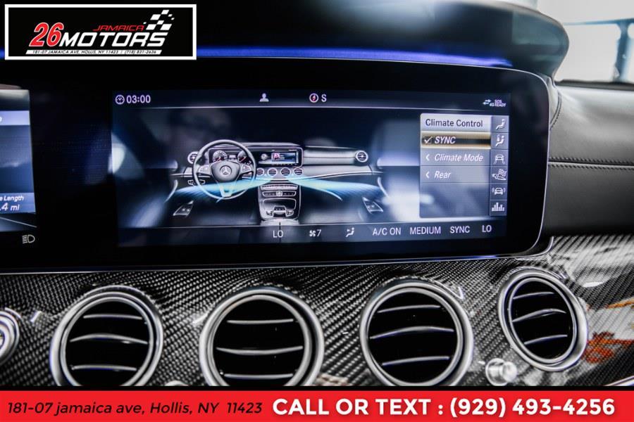 Used Mercedes-Benz E-Class ///AMG AMG E 63 S 4MATIC+ Sedan 2019   Jamaica 26 Motors. Hollis, New York