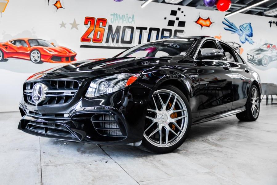 Used Mercedes-Benz E-Class ///AMG AMG E 63 S 4MATIC+ Sedan 2019 | Jamaica 26 Motors. Hollis, New York