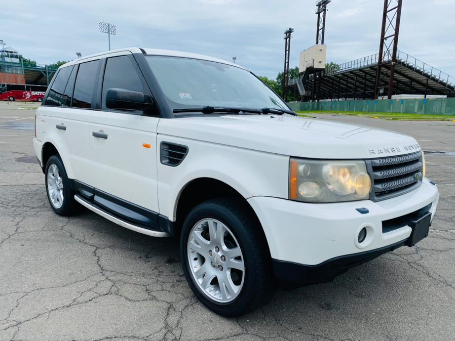 Used Land Rover Range Rover Sport 4dr Wgn HSE 2006 | Supreme Automotive. New Britain, Connecticut
