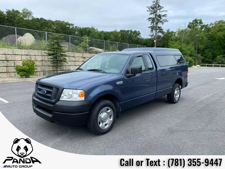 "Used Ford F-150 Reg Cab 145"" XL 2005 | Panda Auto Group. Abington, Massachusetts"