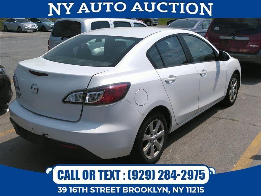 Used Mazda Mazda3 4dr Sdn Auto i Touring 2011   NY Auto Auction. Brooklyn, New York