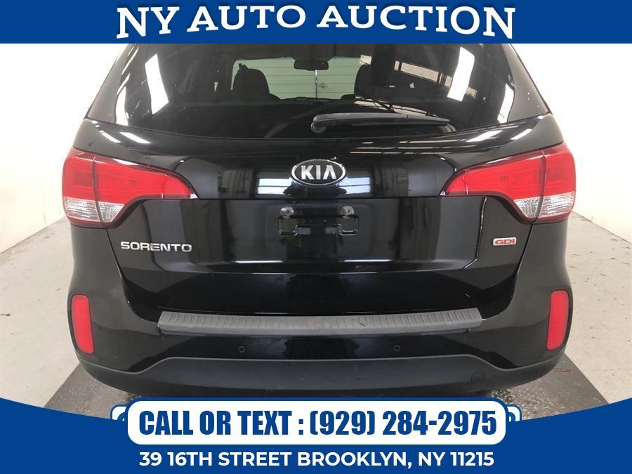 Used Kia Sorento AWD 4dr V6 LX 2014   NY Auto Auction. Brooklyn, New York