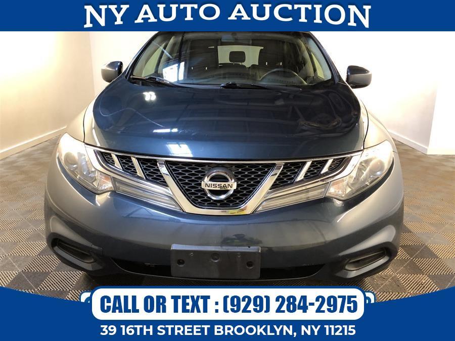 Used Nissan Murano AWD 4dr S 2013 | NY Auto Auction. Brooklyn, New York