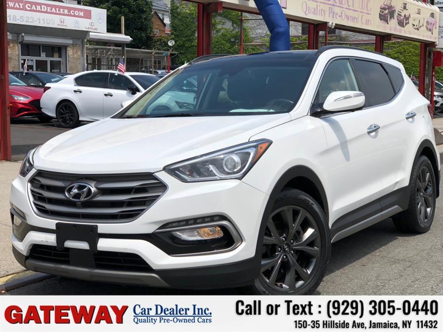 Used Hyundai Santa Fe Sport 2.0T Ultimate Auto AWD 2018   Gateway Car Dealer Inc. Jamaica, New York