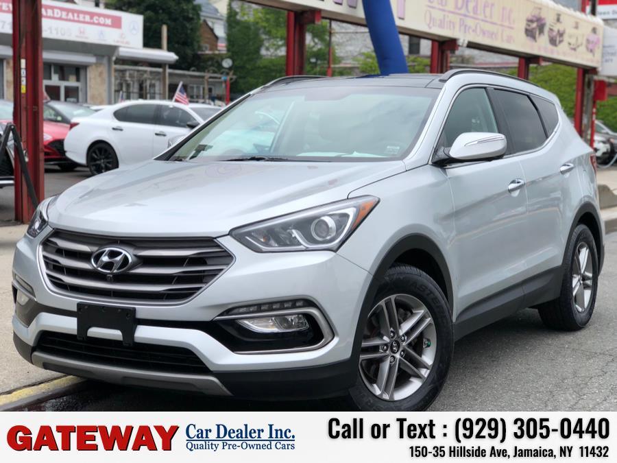 Used Hyundai Santa Fe Sport 2.4L Auto AWD 2017 | Gateway Car Dealer Inc. Jamaica, New York
